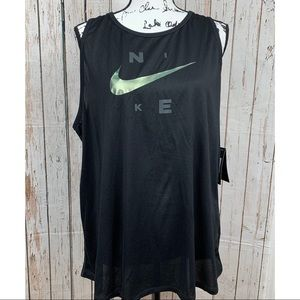 Women's Plus Nike Tank Dri Fit NWT size 2XL
